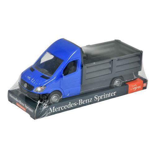 """Машина бортовая """"Mercedes-Benz Sprinter"""", синяя 39666"""
