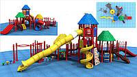 Игровой комлекс-площадка для детей Nature Series HDS-ZR1118