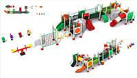 Игровой комлекс-площадка для детей Nature Series HDS-ZR1121