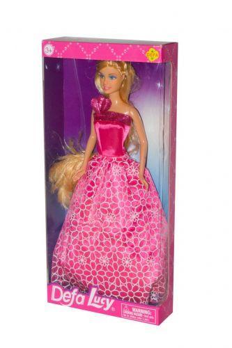 "Кукла ""Defa Lucy"", в розовом 8308"