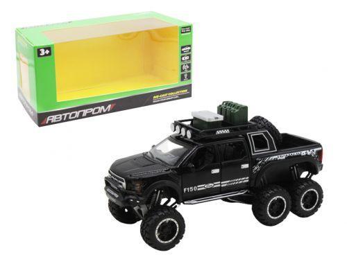 "Машина ""Ford"", черная 7682"