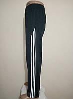 """Мужские спортивные штаны с лампасами """" № 3"""" батальные размеры."""