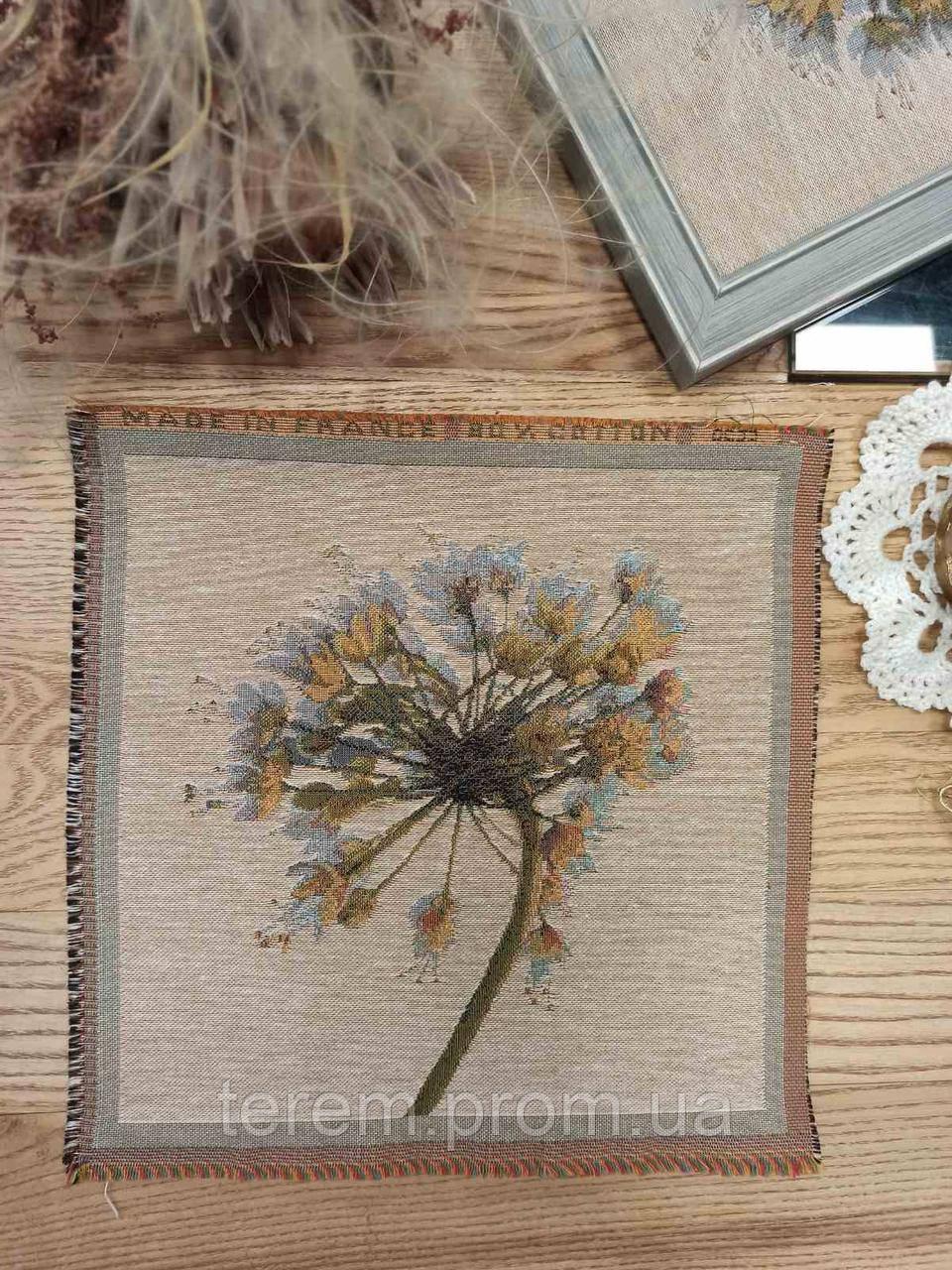 Гобеленовая картина Art de LysДикий лук  25x25  без подкладки