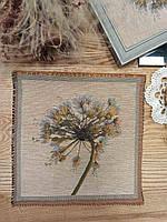Гобеленовая картина Art de LysДикий лук  25x25  без подкладки, фото 1