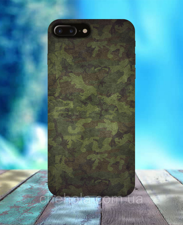 Чохол для iPhone 7 8 7 Plus 8 Plus Камуфляж
