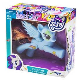"""Игрушка """"My little pony"""", голубой XQ6677"""