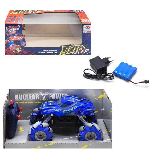 """Машина """"Внедорожник"""", синяя 6688-121A"""