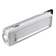 Аварийный аккумуляторный фонарь Yajia 6872, 1W30SMD, USB, аварийное освещение на светодиодах, Переносной