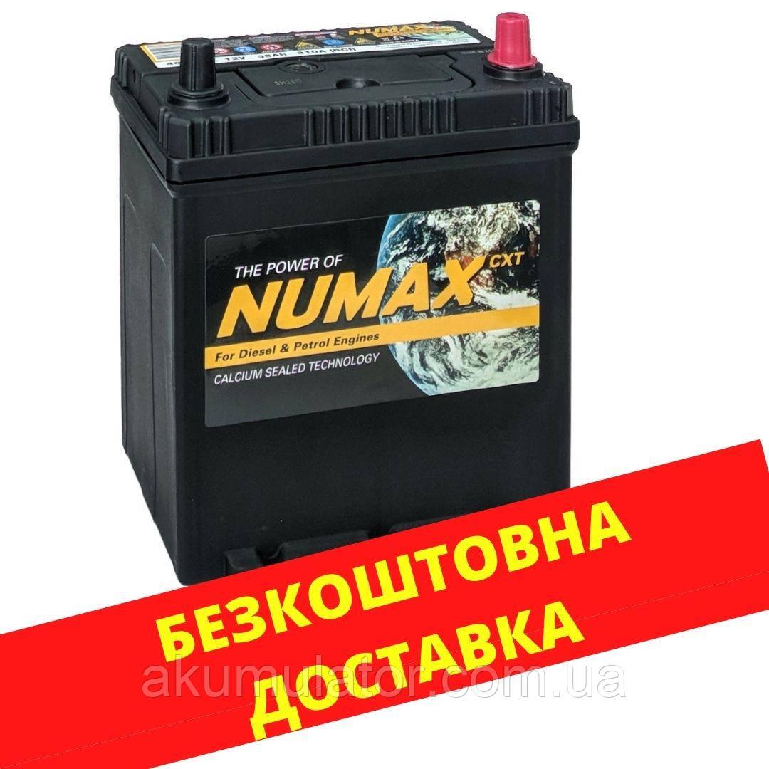 Акумулятор автомобільний NUMAX Asia 40-0 (R+)