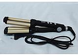Плойка для волос ретро волны BaByliss DT-2021, фото 2