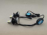Автолампы светодиодные G5 LED H4 40W 6000K  c цоколем H4 (2 штуки), Автолампы светодиодные G5 LED H4,, фото 2