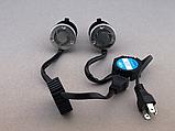 Автолампы светодиодные G5 LED H4 40W 6000K  c цоколем H4 (2 штуки), Автолампы светодиодные G5 LED H4,, фото 4