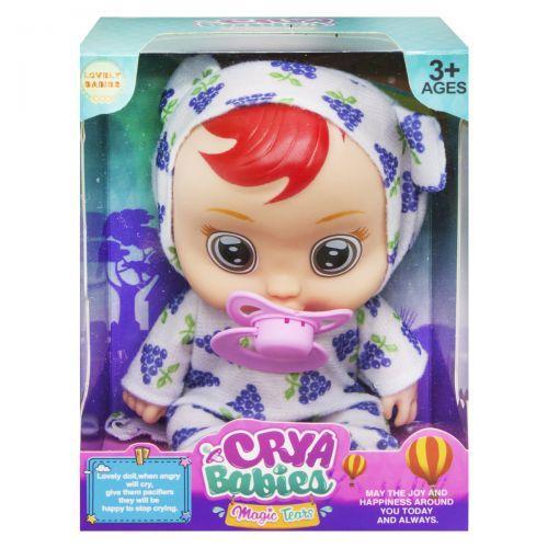 """Пупс """"Cry Babies: Виноград"""" 109B"""