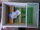 Инкубатор-Ясли для циплят 2в1 О-Мега(80 яиц)   оптом и в розницу, доставка из Харькова., фото 2