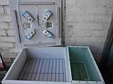 Инкубатор-Ясли для циплят 2в1 О-Мега(80 яиц)   оптом и в розницу, доставка из Харькова., фото 3