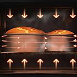 Электрическая духовка мини-печь LEXICAL LOV-2904-2 на 25л 1300W настольная, Электрическая духовка,, фото 4