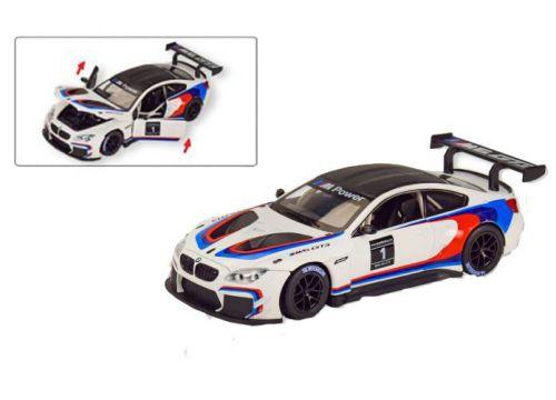 """Машинка """"BMW M6 GT3"""" из серии """"Автопром"""" 68255B(A)"""