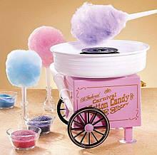 Аппарат для приготовления сахарной ваты большой Candy Maker, Для ваты сладкой аппарат, для производства