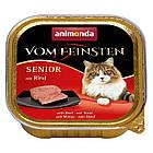 Консерви для літніх котів Animonda vom Feinsten Senior 30x100 г (Різні смаки), фото 2