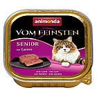 Консерви для літніх котів Animonda vom Feinsten Senior 30x100 г (Різні смаки), фото 3