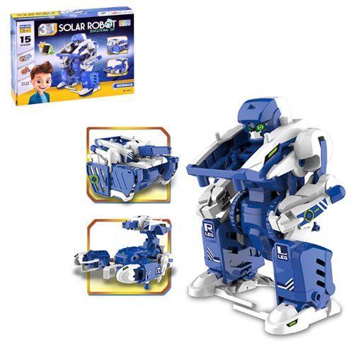 """Робот-конструктор """"Solar Robot"""" на солнечных батареях 1014"""
