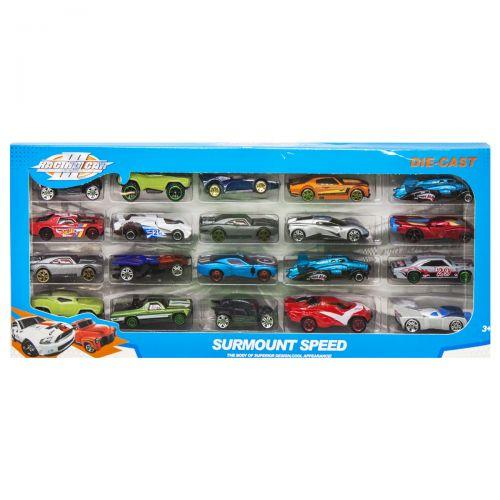 "Набор машинок ""Racing Car"", 20 шт 324-55"