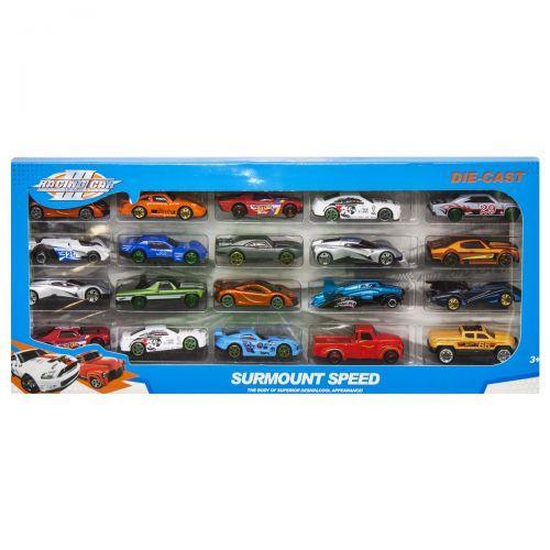 "Набор машинок ""Racing Car"", 20 шт 324-54"