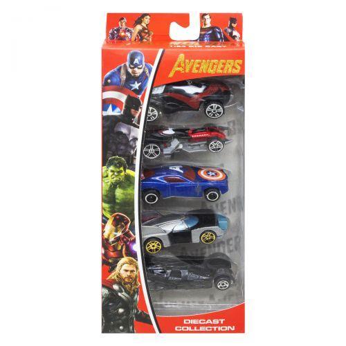 """Набор машинок """"Avengers: Endgame"""" вид 2 307-5"""