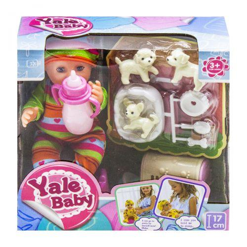 """Игровой набор с пупсом """"Yale Baby"""" YL1913A"""