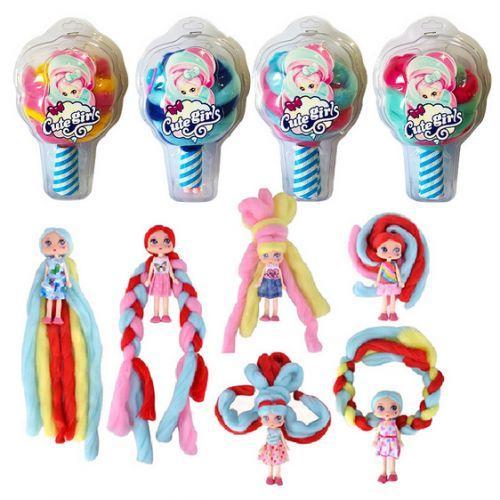 """Кукла """"Candylocks"""" QS635"""