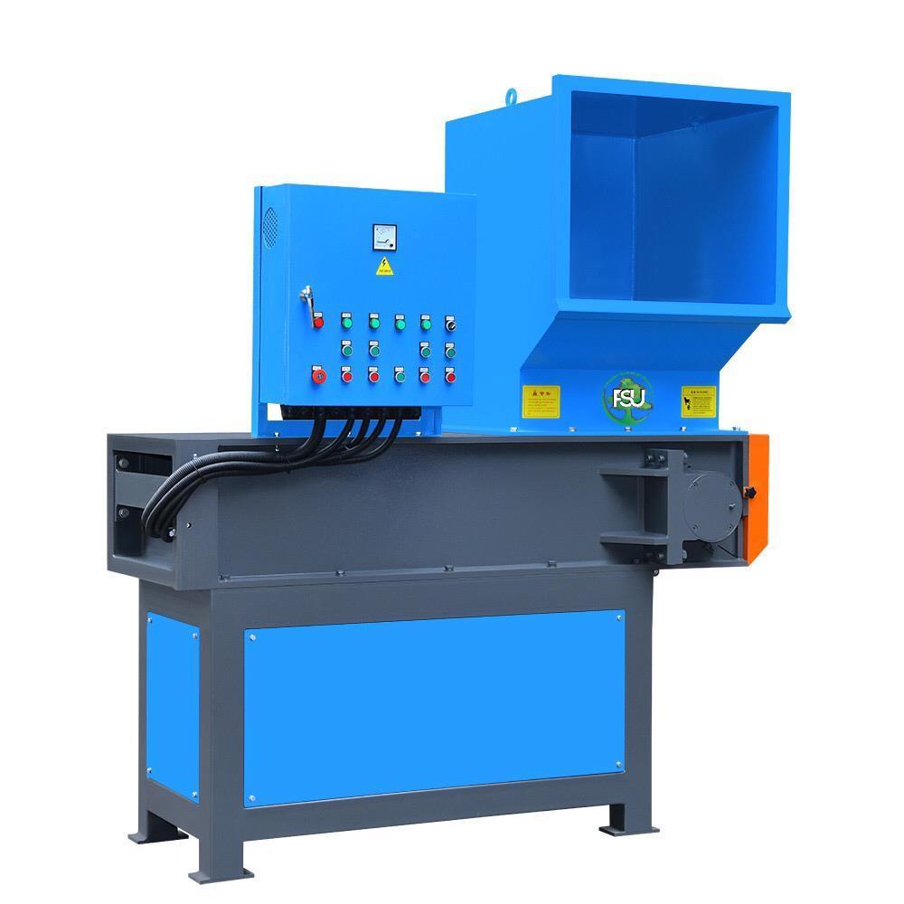 Подрібнювач (шредер) для знищення різних паперових виробів типу FSU
