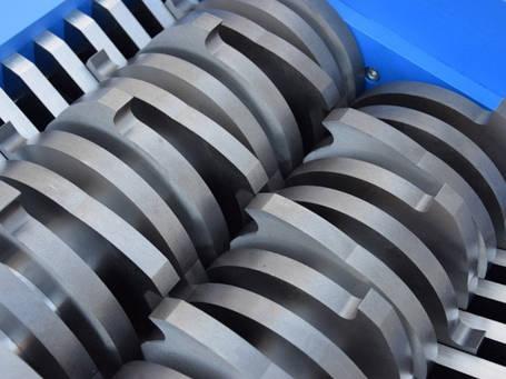 Подрібнювач (шредер) для знищення різних паперових виробів типу FSU, фото 2