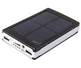 Power Bank 30000 mAh на солнечных батареях + Solar + Led панели, фото 2