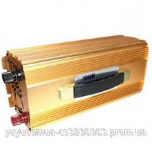 Преобразователь 1000W (чистая синусойда), преобразователь постоянного тока