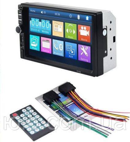 Автомагнитола 7018 short 2DIN 7-дюймов сенсорный экран