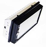 Автомагнитола 7018 short 2DIN 7-дюймов сенсорный экран, фото 3