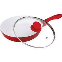 Сковорода с керамическим покрытием «Румяная корочка» купить в Украине, фото 1