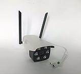 Камера CAMERA 3020 1080p WIFI 360/90 ROTATE  IP 2.0mp уличная + адаптер, фото 3