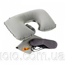 Набор для сна 3 в 1 подушка, маска, беруши