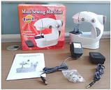 Швейная машинка 4в1, фото 3