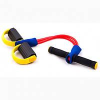 Тренажер - эспандер для ног Body Trimmer/ Тренажер для фитнеса / Многофункциональный тренажер, Тренажер -