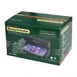 Детектор проверки денег ультрафиолетовый AD-118AB, фото 2