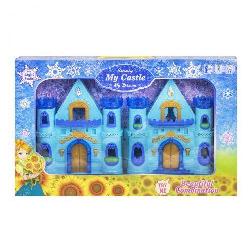 """Замок """"My Castle"""" со звуковыми и световыми эффектами CB888-1F"""