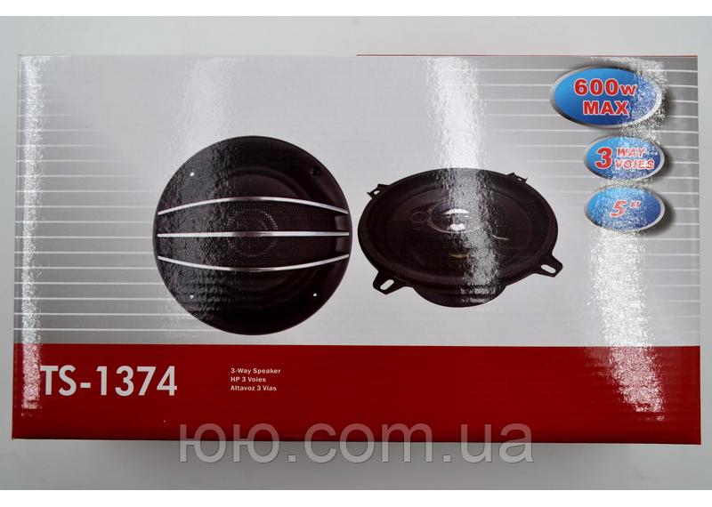 "Автомобильная акустика колонки TS-1374 (5"" 13см)"