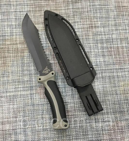 Большой нескладной нож с чехлом GERBFR 1858В (30,5см)