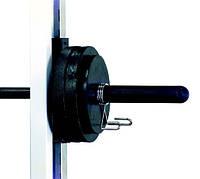 Адаптер для олимпийского грифа inSPORTline 25мм/50мм 40см