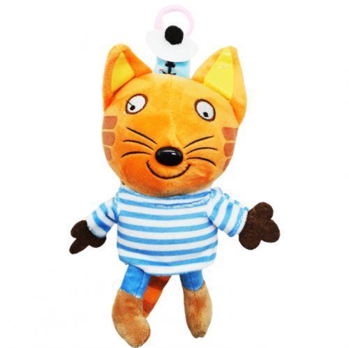 """Мягкая игрушка """"Три кота. Коржик"""" CLR161"""