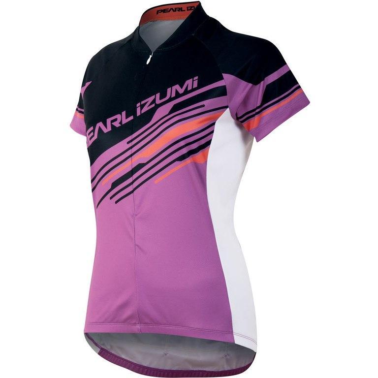 Велоджерсі жіноче Pearl Izumi SELECT LTD, фіолет/чорн розм. L