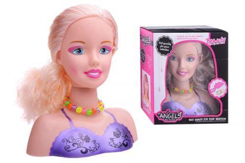 "Кукла-манекен для причёсок ""Beauty"" K211-2"