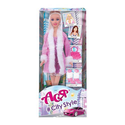 "Кукла Ася ""A-Style"" (с аксессуарами) 35124"